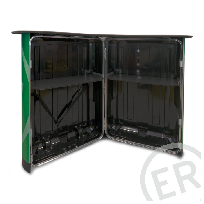 Expolinc Case and Counter