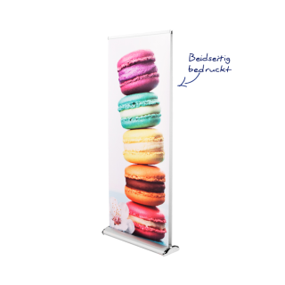 Roll-Up Display Expo Double